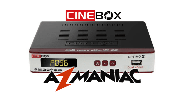 Cinebox Optimo X Dual Core