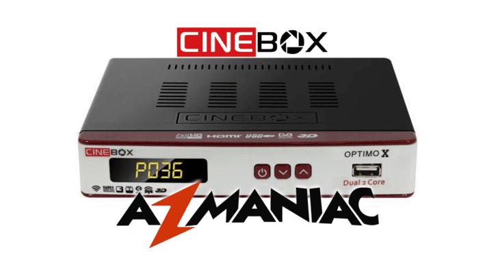 Cinebox Optimo X Dual Core