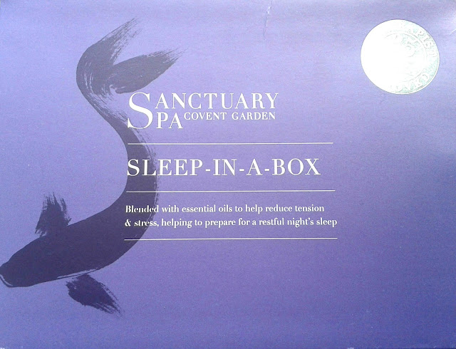 Sanctuary Spa Sleep-In-A-Box