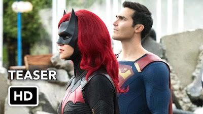 DCTV Crisis on Infinite Earths Crossover - domingo, 8 de dezembro na CW!
