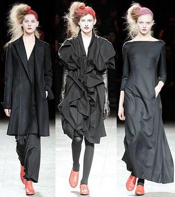 Fashion Power Fashion Subculture The Japanese Revolution In Paris Fashion