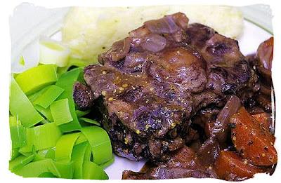 prato típico da áfrica