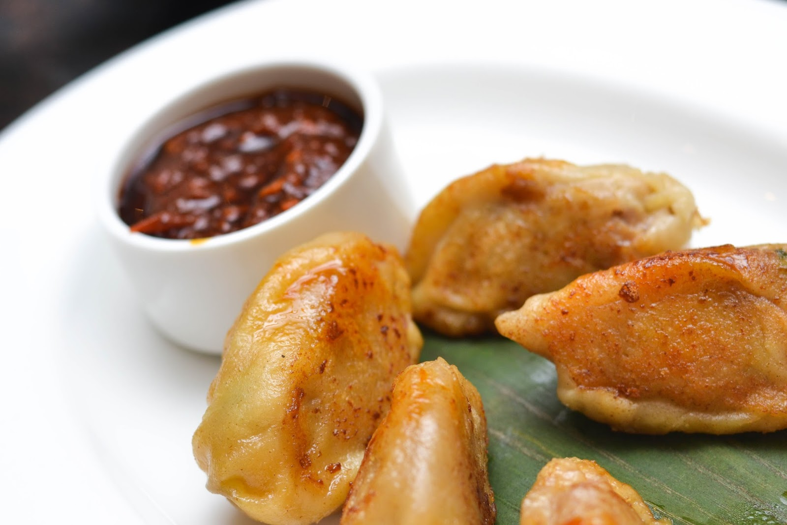 Thai Chicken Momos in Lagos