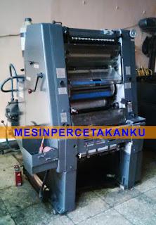 GTO 46 Heidelberg mesin cetak