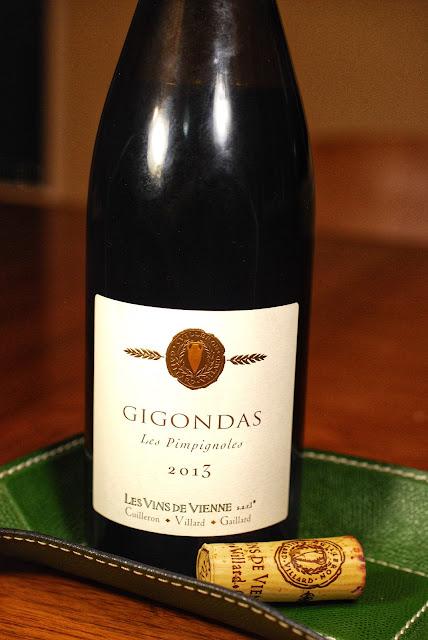 Les Vins de Vienne Gigondas by Greg Hudson