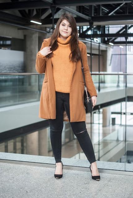 Sweter Ciepły
