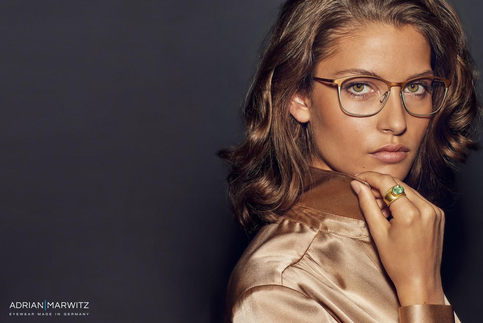 'Urban Stranger' the ADRIAN MARWITZ Eyewear campaign by SACHA TASSILO HÖCHSTETTER