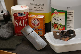Homemade Rust Remover
