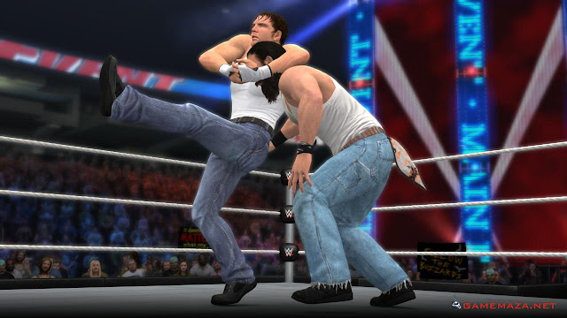 WWE 2K16 Gameplay Screenshot 2