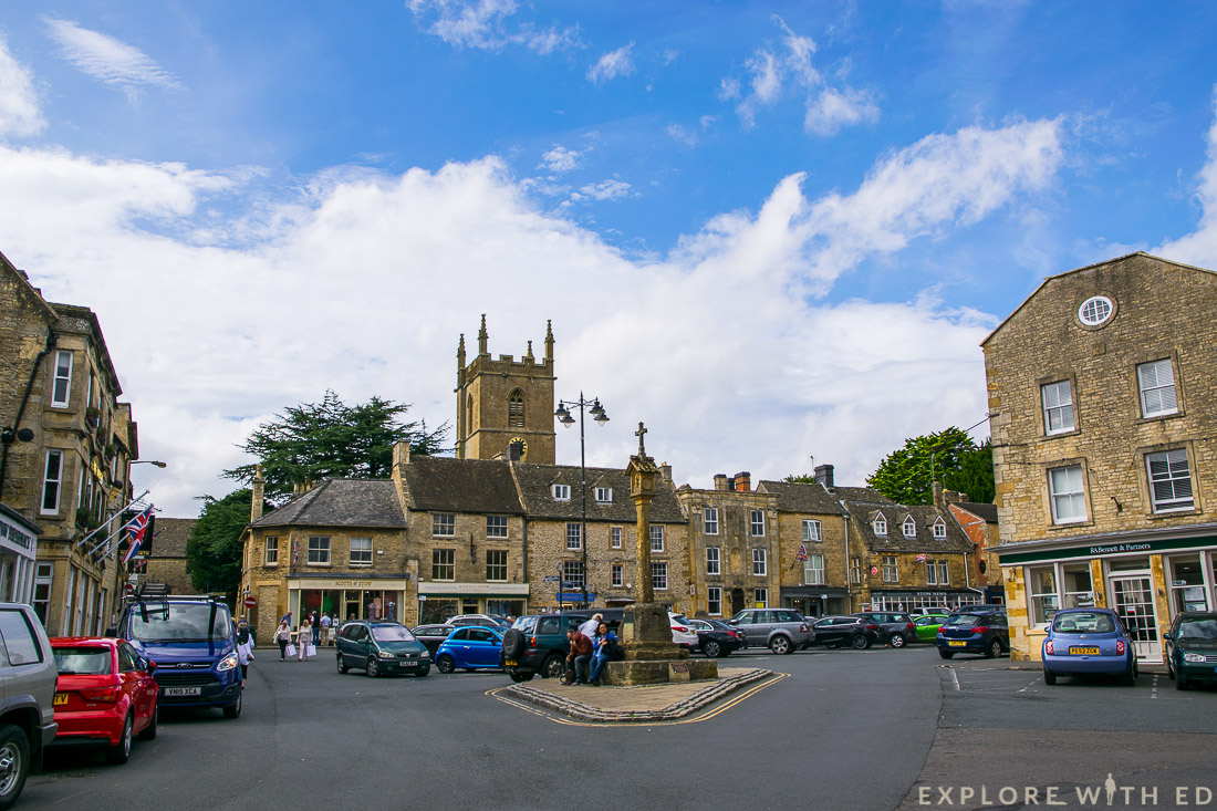 Stow-on-the-Wold Market Square