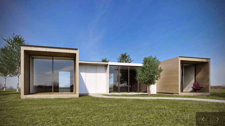 Sugestoes equilibradas casas modulares vantagens e - Modulos de casas ...