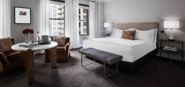The Talbott Hotel in Chicago's Gold Coast offers the ideal boutique hotel escape, featuring an on-site restaurant and complimentary high-speed internet.
