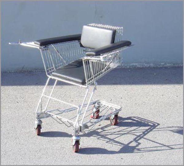 Invento con objeto reciclado
