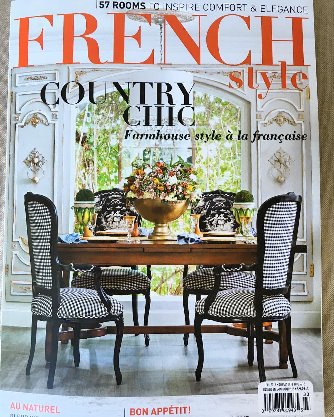 country french magazine back issues table centerpiece country decorating 12032