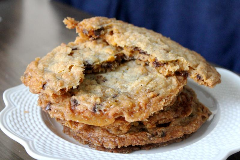 Christina Tosi's Cornflake Marshmallow Chocolate Chip Cookies by freshfromthe.com