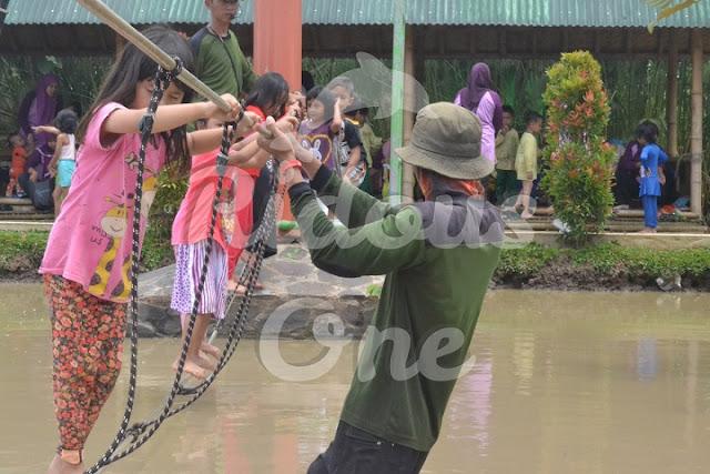 Berwisata Ria Ke Bandung Bersama PAUD AL-ABROR - Villa kancil - Taman Lalu Lintas - Alun Alun