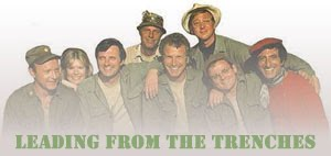 Leadership Insights from M*A*S*H