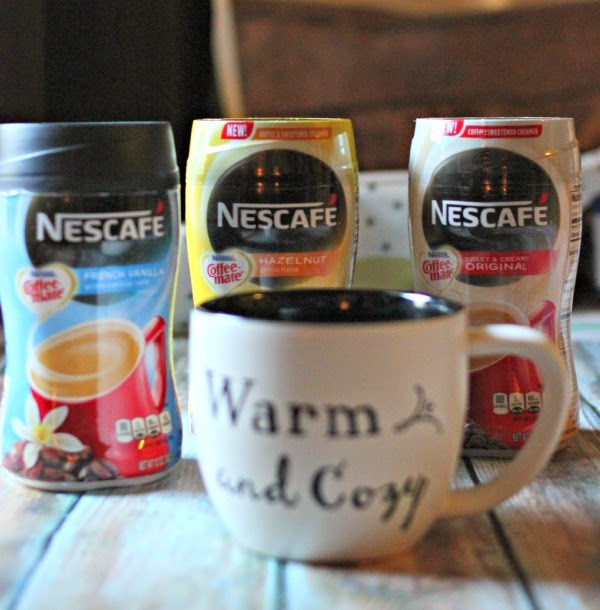 Nescafe + Coffee-Mate Review