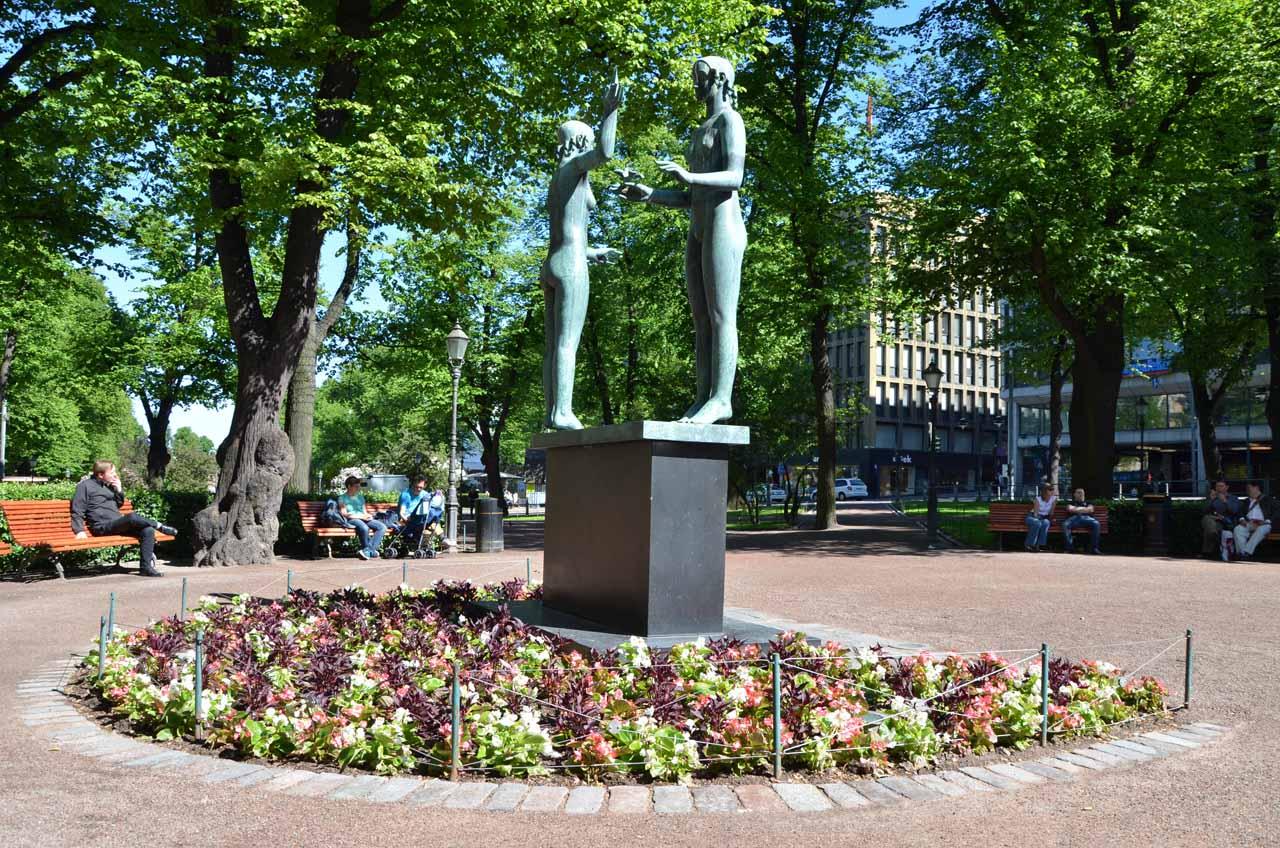 Keskuskatu 3 Helsinki