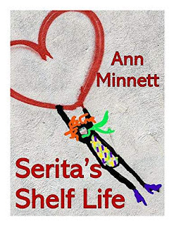 Serita's Shelf Life - a novel of Psychological Suspense free book promotion service Ann Minnett