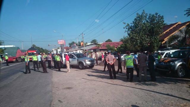 Hadiri Kajian, FPI Jawa Tengah Malah Ditelanjangi Polisi Rembang