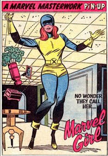 X-Men 9 Jean Grey Marvel Girl