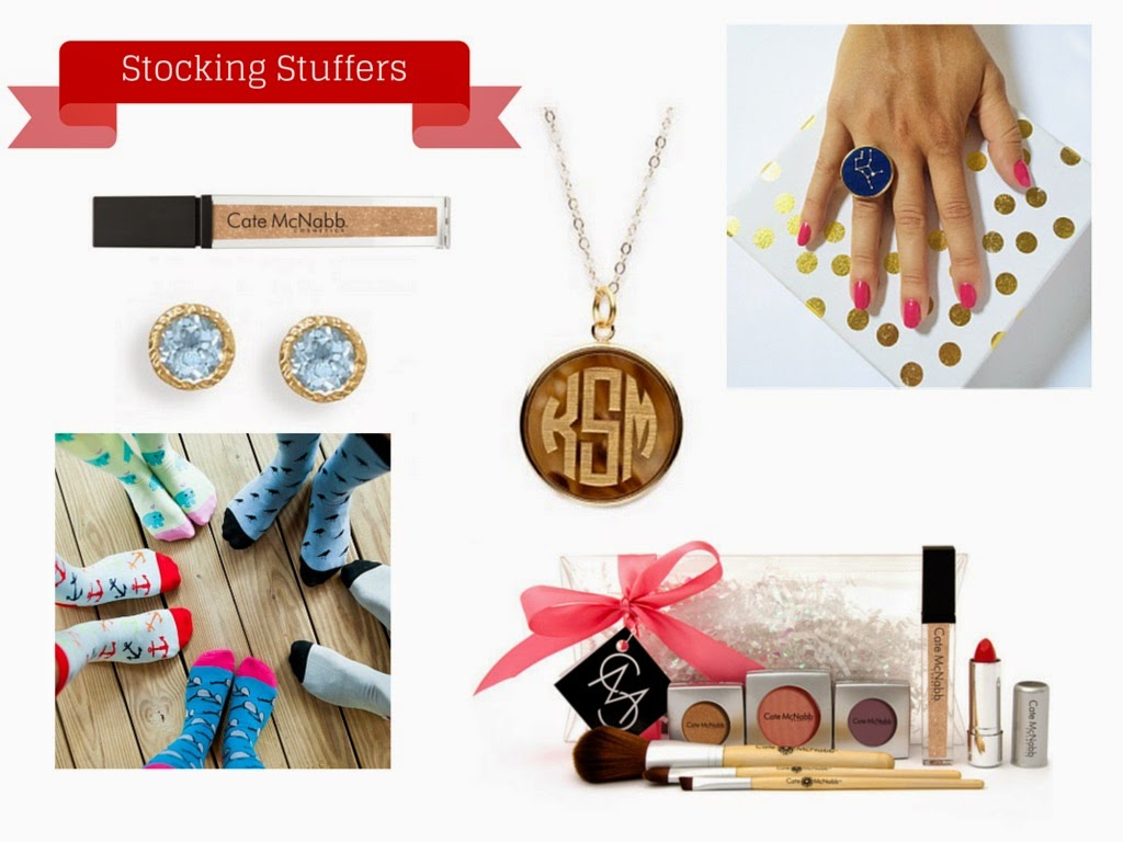 Stylish Stocking Stuffers 2014