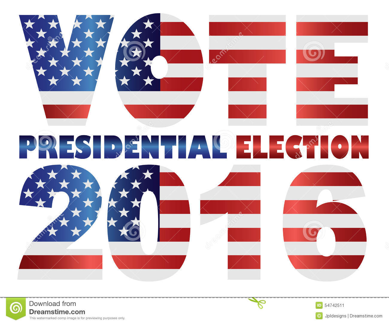 United States Presidential Election 2016 Reminder Results