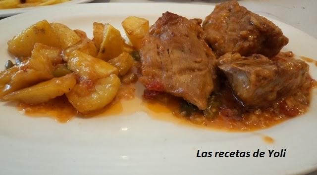 Las recetas de yoli restaurante el cort s en sig eiro for Solomillo al horno facil y rapido