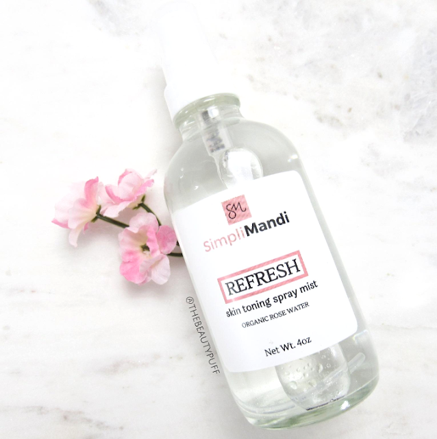 simplimandi refresh - the beauty puff