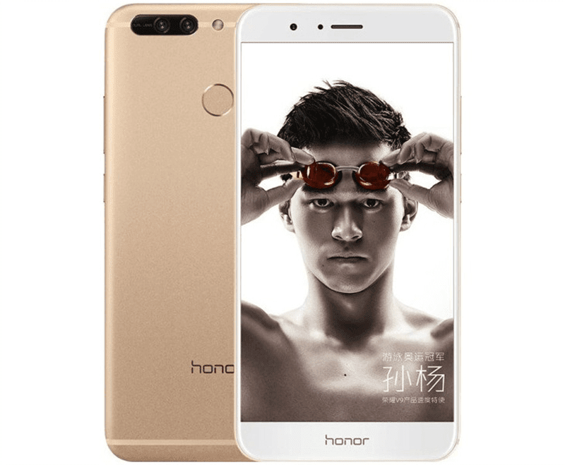 Huawei has a solution for those who wants a sharper hide than the regular Mate  Huawei Honor V9 With half dozen GB RAM And Dual Cameras Now Official!