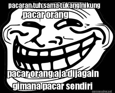 23 Meme Nikung Pacar Ini Bikin Ketawa Ngakak, Tersindir Ngga?