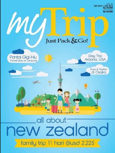 Artikel perjalanan tayang di MyTrip