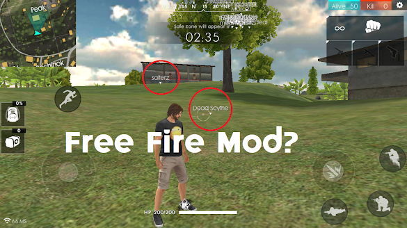 Download free fire mod apk aimbot | Download Garena Free