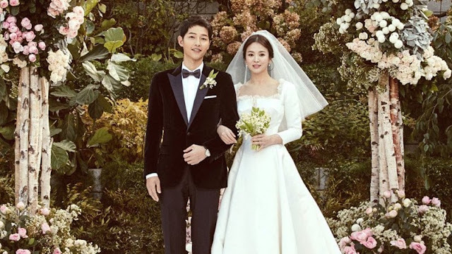 Cerita artis Korea : Song Hye Kyo dan Song Joong Ki dah kawin + Lee Seung Gi tamat latihan tentera
