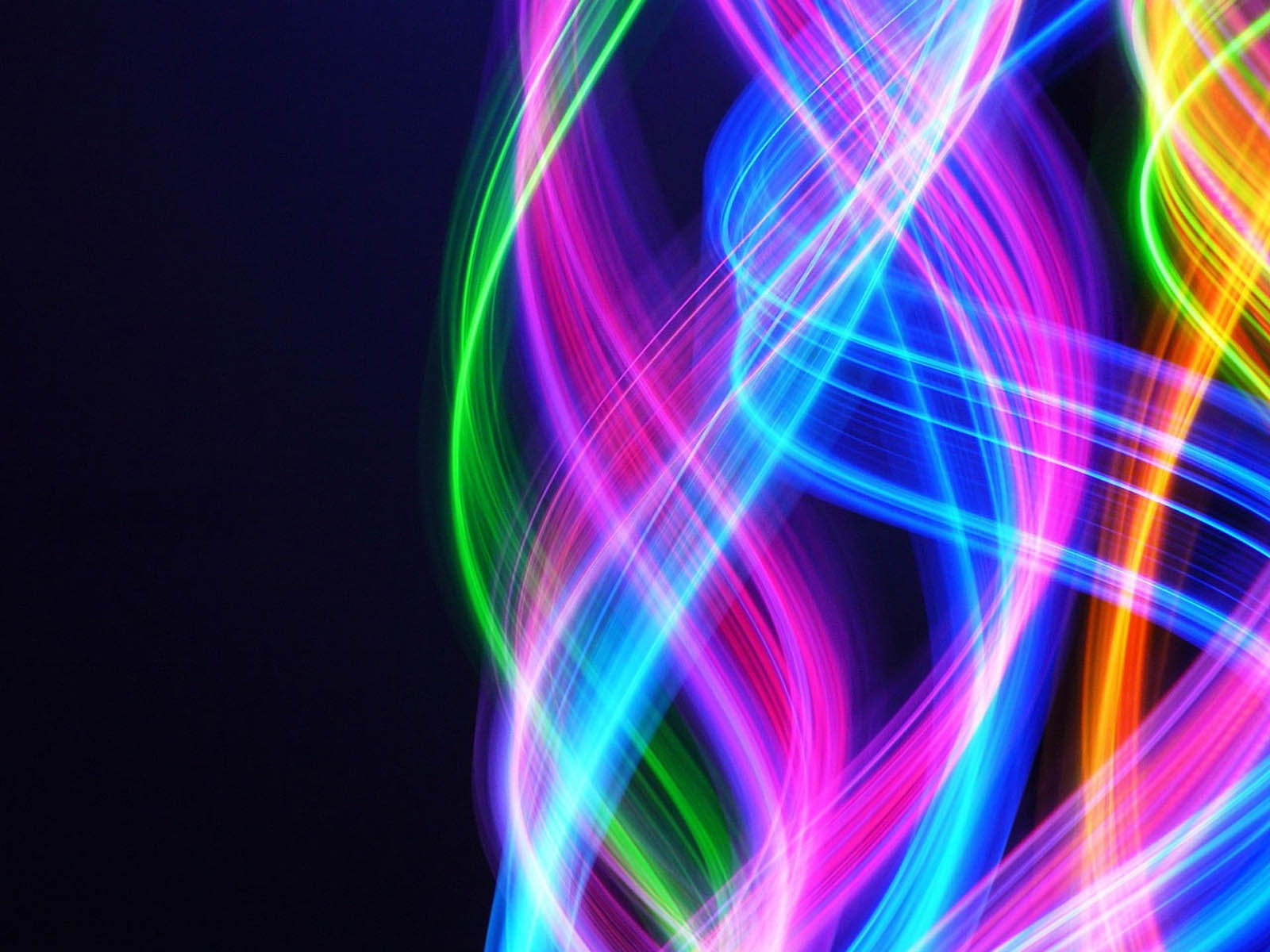 Abstract Rainbow Colours Wallpapers ~ Desktop Wallpaper