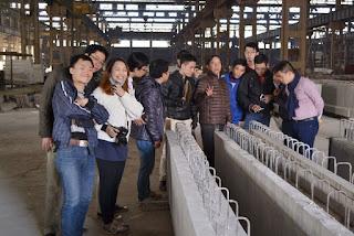 lớp Đào Tạo Thạc sĩ giữa Đại học Xây Dựng với Đại học Quốc gia Đài Loan