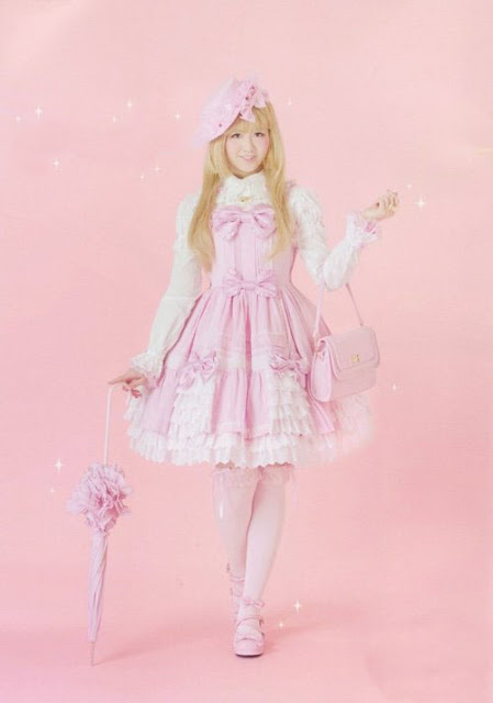 DevilInspired Lolita Clothing: The Love Knot For Lolita