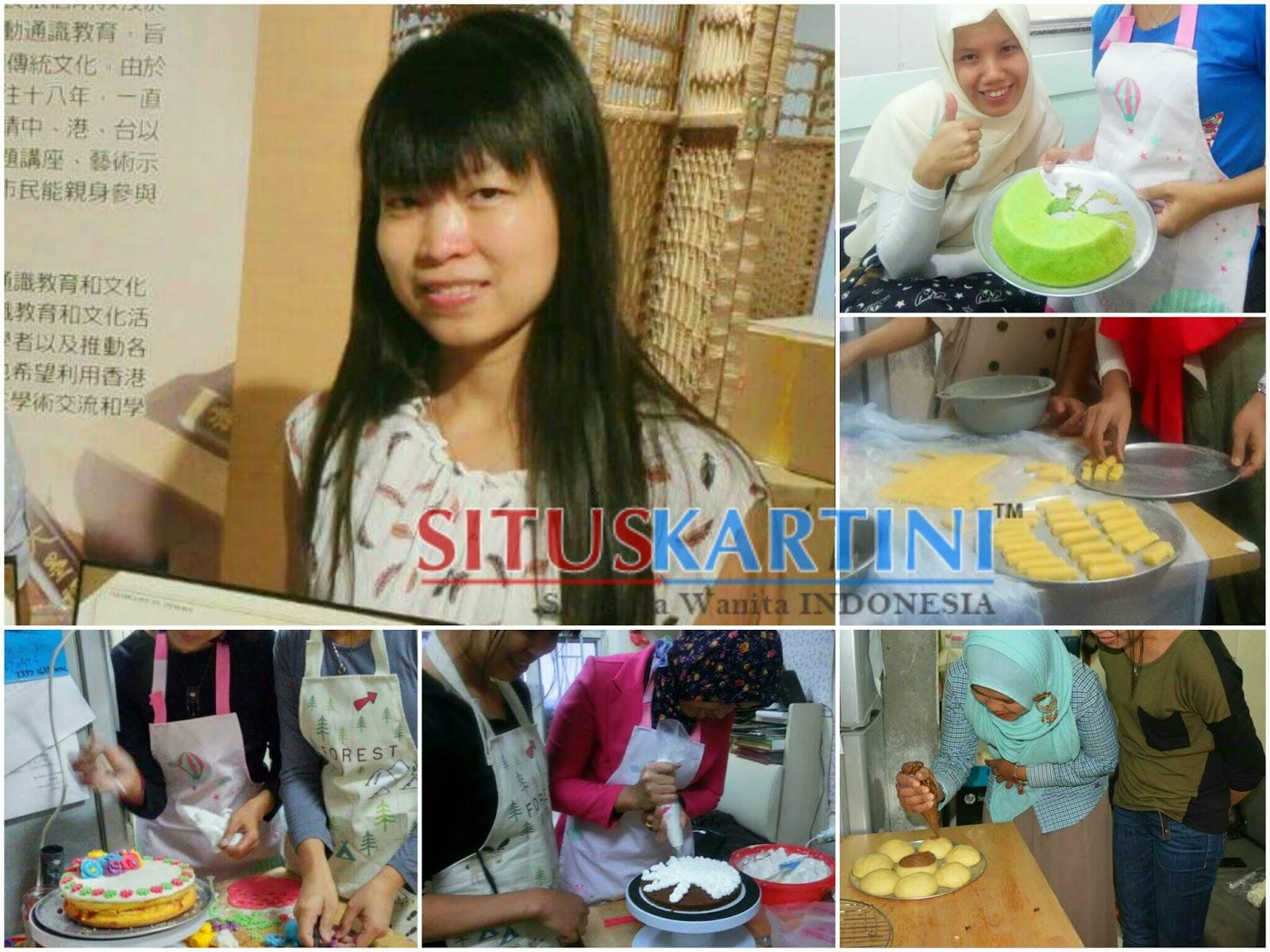 EkhaMantan TKI Hong Kong Yang Jago Baking Dan Aktif Berbagi Resep