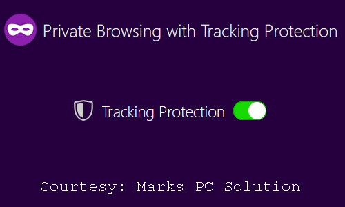 Tracking Protection in Firefox Quantum Private Browsing
