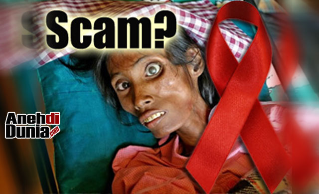 Virus HIV/AIDS sengaja dibuat