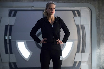 CW Supergirl 3x15 In Search of Lost Time Kara Danvers