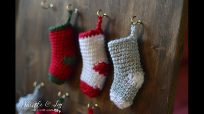 Knitted christmas stocking patterns 2018