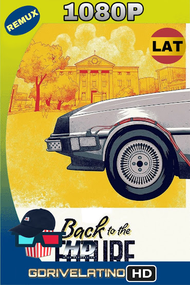 Volver al Futuro (1985) BDRemux 1080p Latino-Ingles MKV