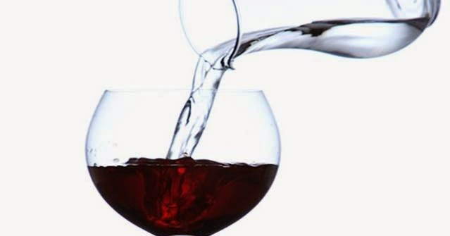 how to make water into wine