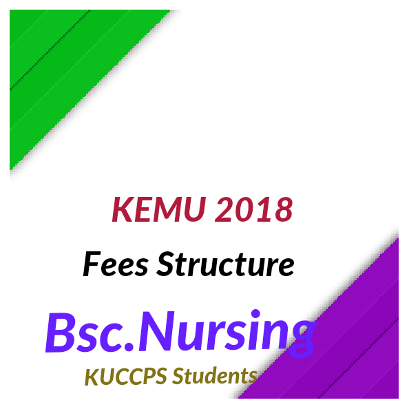 Methodist University Nursing degree fees structure KUCCPS 2018
