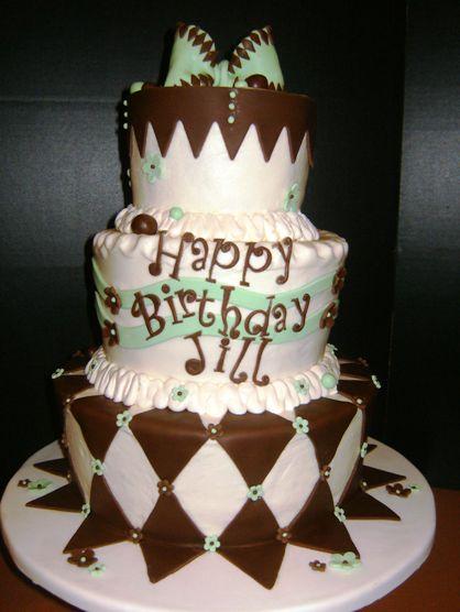 It S A Toni Cake Birthday Girl