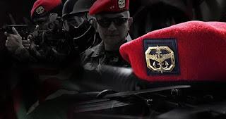Pasukan Elit Inggris SAS Merinding Saat Lihat Kopassus Latihan