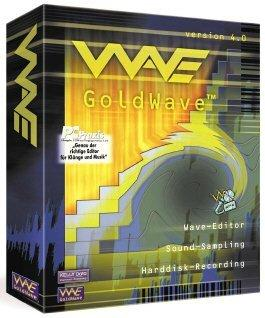 GoldWave 5.68 Final Editor de Audio 2013