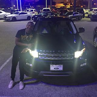 Aphricanape buys range rover